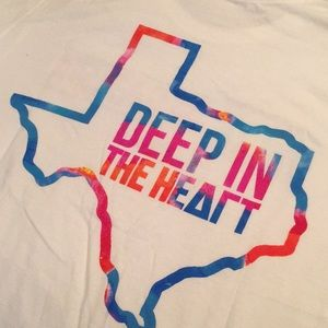 Deep in the heart of Texas DG T-shirt